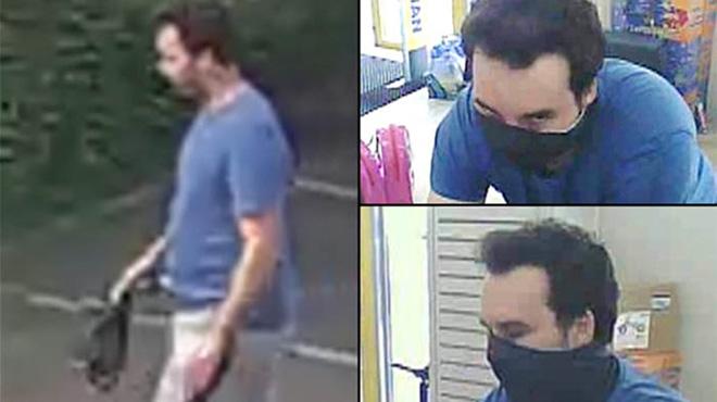 Cet homme a braqué le Zeeman de Molenbeek avec une arme: le reconnaissez-vous ? (vidéo)