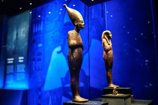 L'expo Toutânkhamon devient l'expo la plus visitée de France