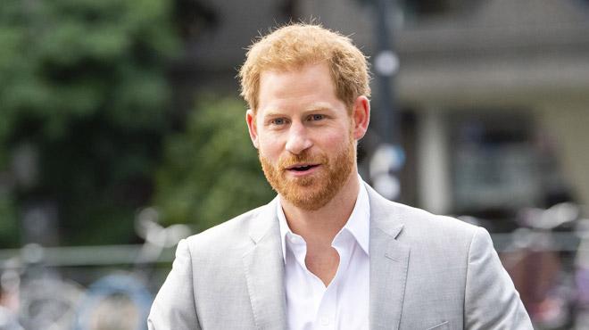 Le prince Harry évoque la polémique entourant ses récents voyages en jet privé: