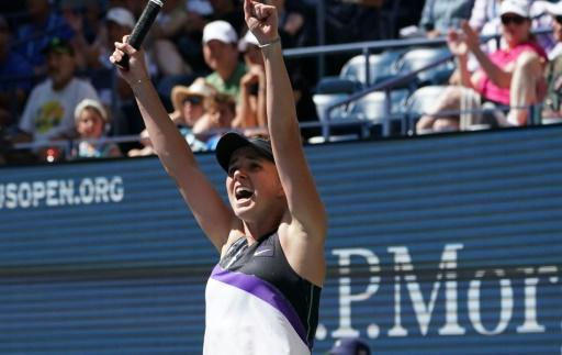 US Open: Svitolina qualifiée pour sa première demi-finale aux dépens de Konta