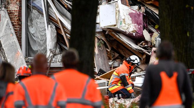 Explosion dans un quartier près d'Anvers:  la dernière personne disparue retrouvée morte