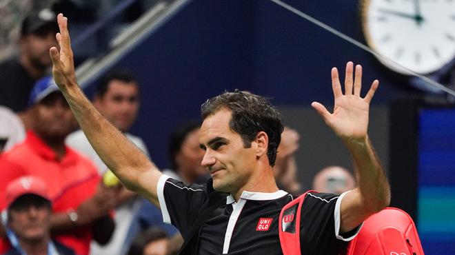 Roger Federer éliminé de l'US Open par Dimitrov: