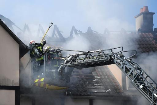 Incendie de Schiltigheim : le second suspect a reconnu sa