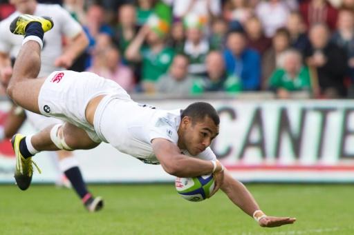 Rugby: oublié du Mondial, Marchant testé par l'Angleterre contre l'Italie