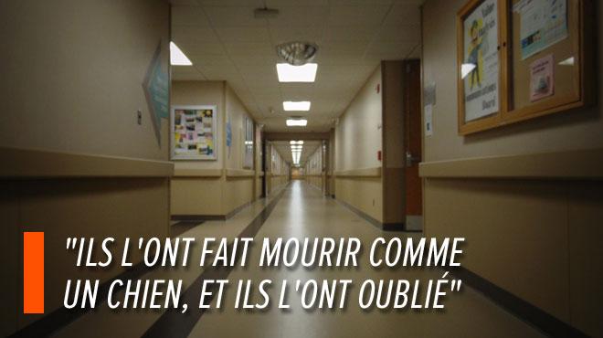 A Marseille, un septuagénaire retrouvé mort dans un couloir désaffecté d'hôpital 15 jours après sa disparition