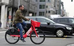 Uber retire ses vélos Jump de plusieurs communes bruxelloises pour cause de vandalisme