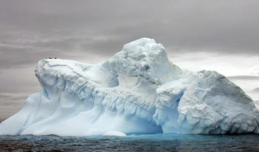 Antarctique: expédition