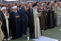 Nucléaire iranien - Rohani ordonne l'