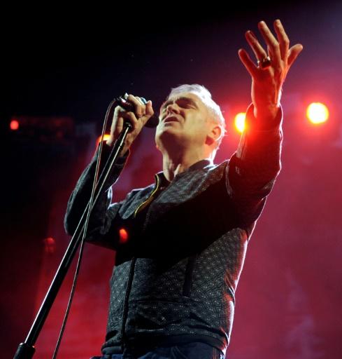USA: appel au boycott du concert du chanteur Morrissey, accusé de racisme
