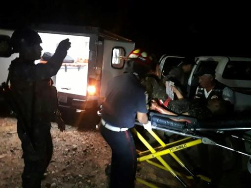 Le Guatemala décrète l'Etat de siège après la mort de trois militaires
