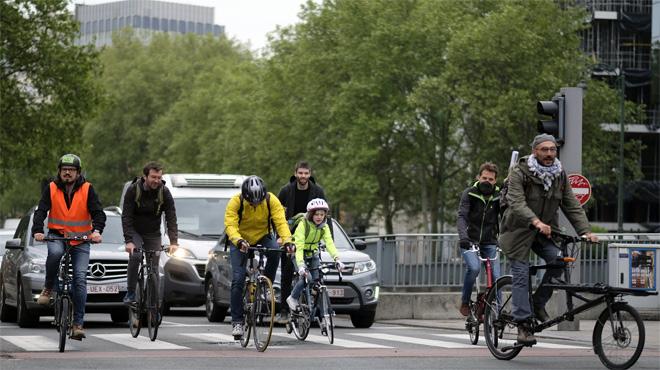De plus en plus de Belges vont travailler à vélo: il y a plus d'avantages que vous ne le pensez