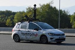 TomTom lance des tests de voiture autonome