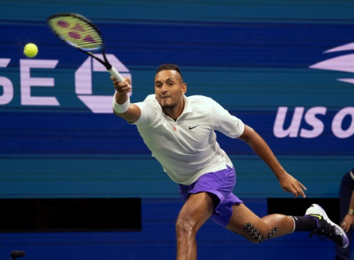 Rod Laver favorable à une suspension de Kyrgios du circuit ATP