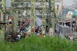 Japon: un mort, plus de 30 blessés dans une collision train-camion