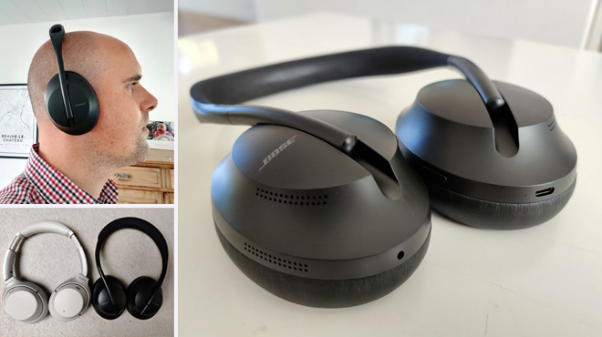Les tests de Mathieu: le Bose 700 reprend-il la place de roi du casque sans-fil à annulation active de bruit ? (photos)