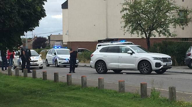 Opération de police avec hélicoptère dans le quartier Sainte-Walburge à Liège: on en sait plus sur le début de l'affaire