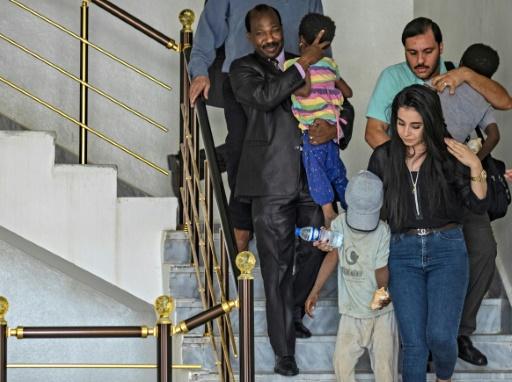 Syrie: les Kurdes remettent au Nigeria trois orphelins liés à l'EI