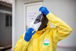 Eboal a déjà fait 2.050 morts en RDC, dont 52 en huit jours
