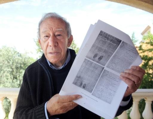 Mort d'Albert Veissid, survivant d'Auschwitz, près de Marseille