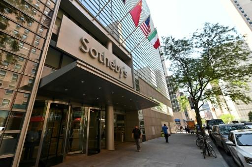 Marché de l'art: les actionnaires de Sotheby's adoubent Patrick Drahi