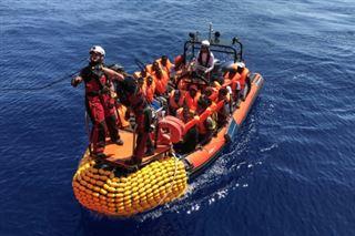 Italie- l'immigration, l'un des sujets brûlants du gouvernement Conte