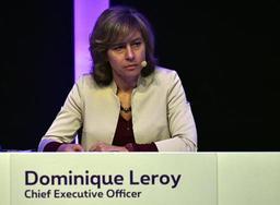 Départ de Dominique Leroy -