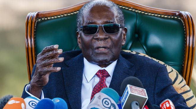 L'ex-président zimbabwéen, Robert Mugabe, est décédé