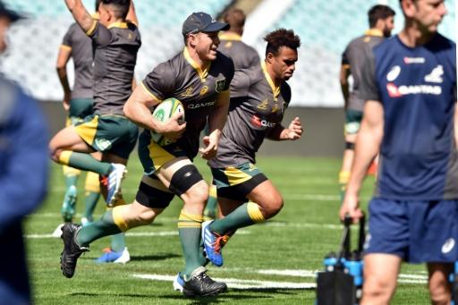 Mondial de rugby: l'Australien Pocock annonce sa retraite internationale après le Japon
