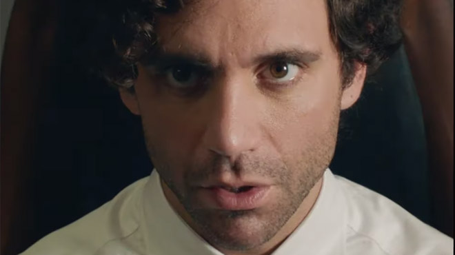 Mika quitte