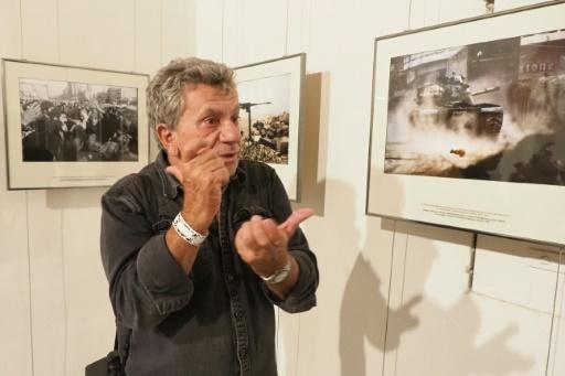 Photojournalisme: Patrick Chauvel, un demi-siècle sur tous les fronts