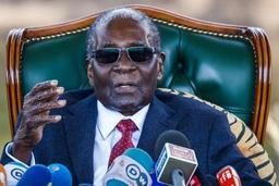 Pékin salue en Mugabe un dirigeant
