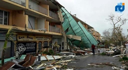Deux ans après Irma, la reconstruction est toujours en cours à Saint-Martin