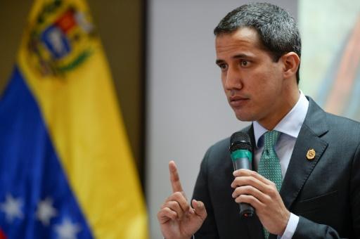 Venezuela : le parquet ouvre une enquête contre l'opposant Guaido pour