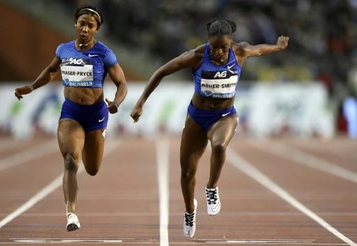 Ligue de diamant: Dina Asher-Smith marque des points sur 100 m