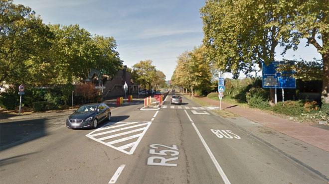 Un véhicule percute une façade à Tournai: une personne dans un état critique