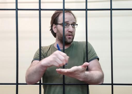 Près de Moscou, un militant anticorruption livré à l'arbitraire de la justice