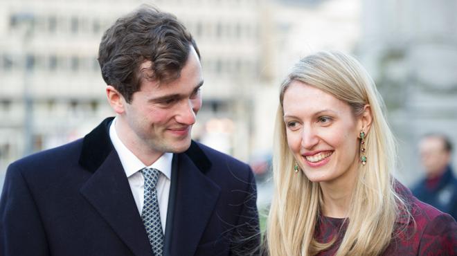Le Prince Amedeo et la Princesse Elisabetta sont parents d'un petit garçon!
