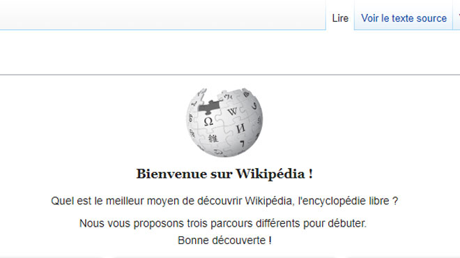 Wikipédia touchée par une attaque informatique massive