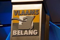Le Vlaams Belang manifeste contre la réouverture d'un centre d'asile à Bourg-Léopold