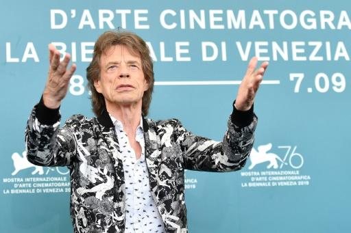 Mostra de Venise: Mick Jagger s'en prend à Trump