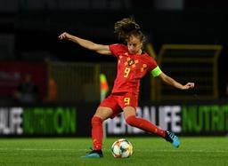 Les Belges à l'étranger - Tessa Wullaert remporte un derby de Manchester historique avec Man City