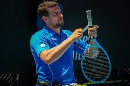 US Open - Joachim Gérard éliminé au premier tour en simple