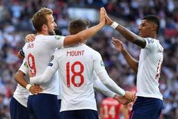 Qualifications Euro 2020 - Kane et l'Angleterre terrassent la Bulgarie, Vojvoda (Standard) buteur avec le Kosovo