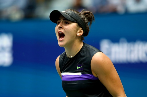 US Open: la prodige canadienne Andreescu s'impose en battant Serena Williams