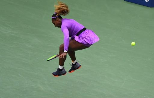 US Open: Serena se sent