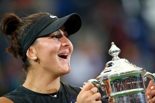 US Open: Andreescu a