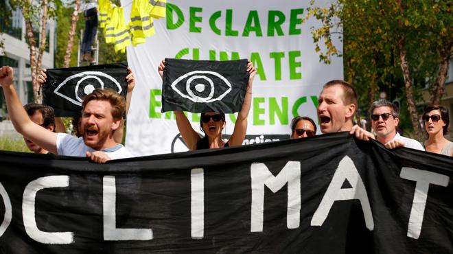 Retour de la marche pour le climat à Bruxelles ce dimanche