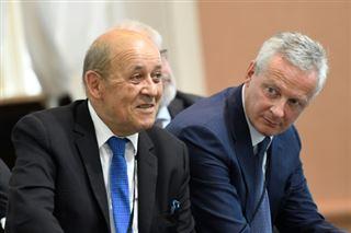 Paris espère des relations plus constructives avec l'Italie (chef diplomatie française)