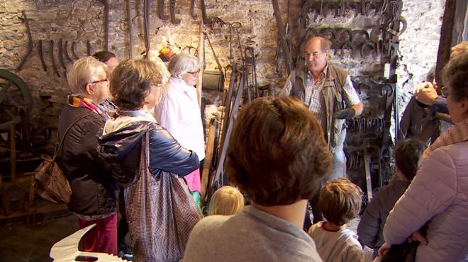 Journées du patrimoine: à Ittre, sur les traces de décors de films emblématiques
