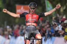 Laurens Sweeck (Pauwels Sauzen-Bingoal) remporte le premier cyclocross de la saison à Eeklo